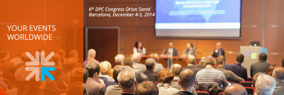 6th Orion Sant� DPC Congress