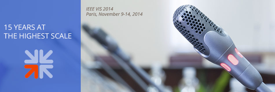 IEEE Vis 2014 Conference
